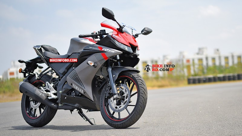 Yamaha R15 v3 এর স্পেসিফিকেশন, ফিচার রিভিউ, দাম, টপ স্পীড