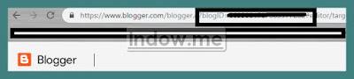 cara menemukan id blog