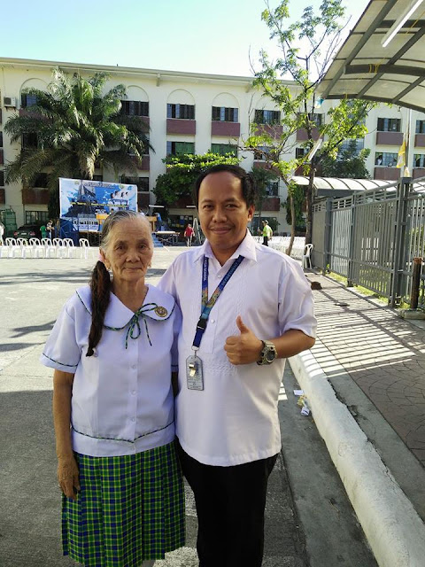 This 79-Year-Old Filipina Just Graduated from Grade 10 This Year! This Is Truly Inspiring!
