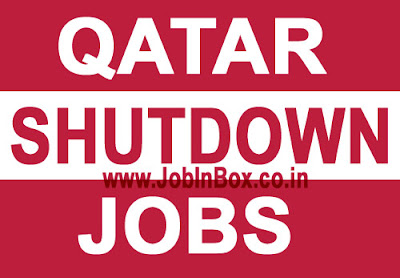 Qatar Shutdown Jobs