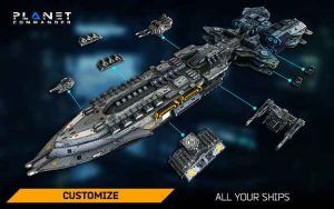 Planet Commander Apk Mod Online v1.19.187 Money for android