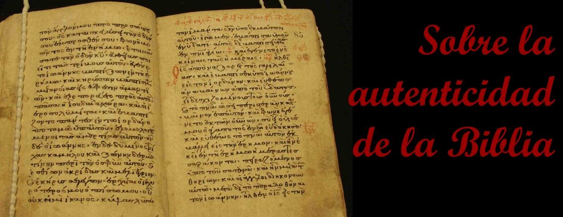 Los Últimos Hallazgos Arqueológicos Bíblicos y la Autenticidad de la Biblia Actual