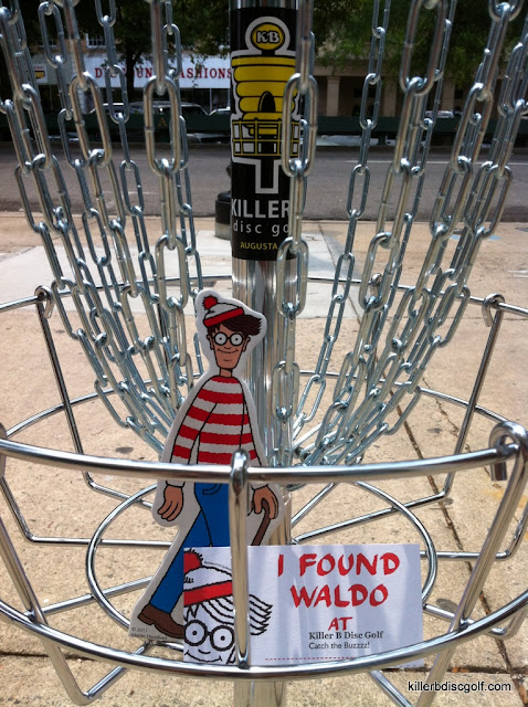 I found Waldo at Killer B!
