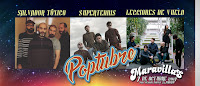 Poptubre 2017 en Maravillas Club