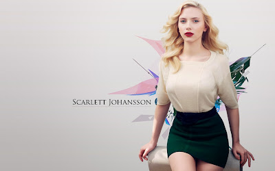 Scarlett Johansson Hot HD Wallpapers