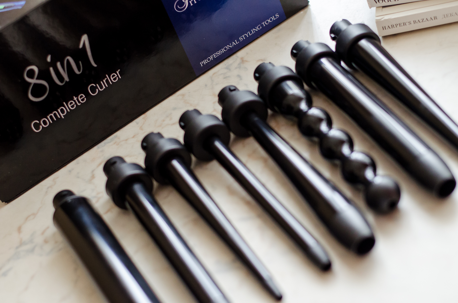 the best curling wand sapphire 8 in 1 irresistible me