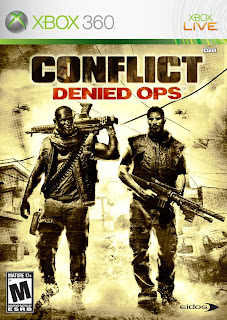 Conflict: Denied Ops (Xbox 360) 2008