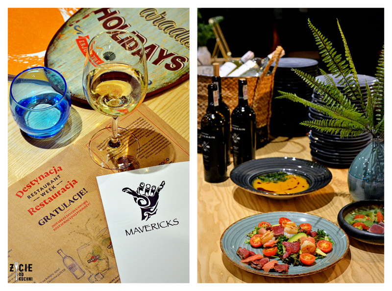 mavericks cracow, restauracja mavericks, restaurant week, Hotel Vienna House Andel's Cracow, bar smok andels