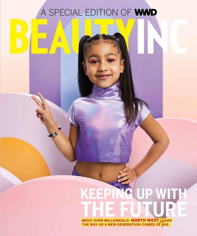 North West Covers A Special Edition Of WWD Magazine