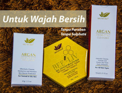 secretleaf argan moisturising soap, argan hydrating cleanser