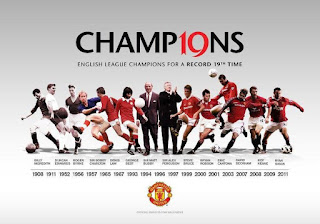 Manchester United: 19 Glorious Championships