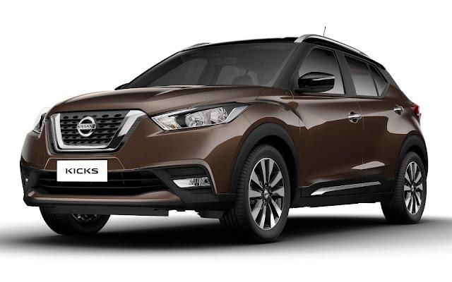 Nissan Kicks 2017 - Preço