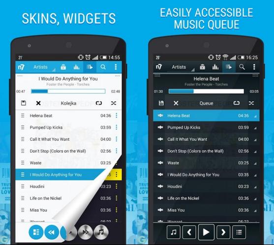 n7player Music Player Premium Apk - Andro Ricky