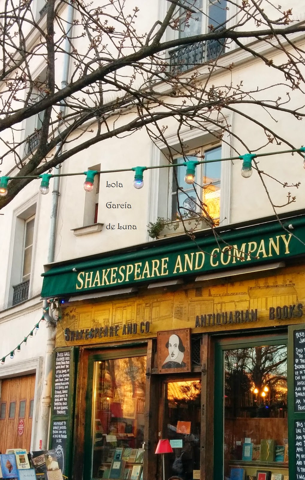 Shakespeare and Company, París