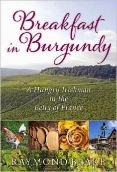 Breakfast in Burgundy cover