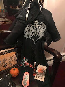 Anne Marie's Halloween Home Tour, 2020