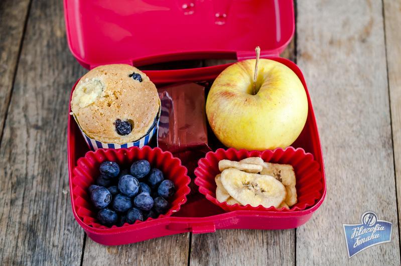 Pudełko śniadaniowe dla dzieci