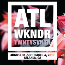 The Atlanta Weekender 2017