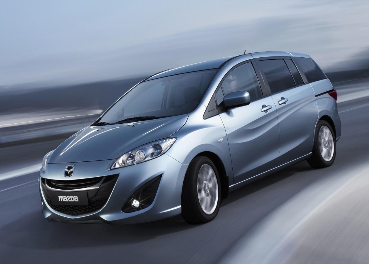 TECNO HOY: Mazda 5 2012
