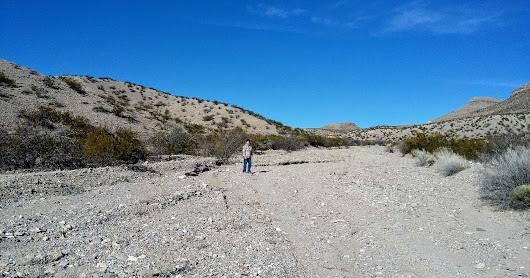 Spring at the Springs - hiking opportunities near Truth or Consequences, NM