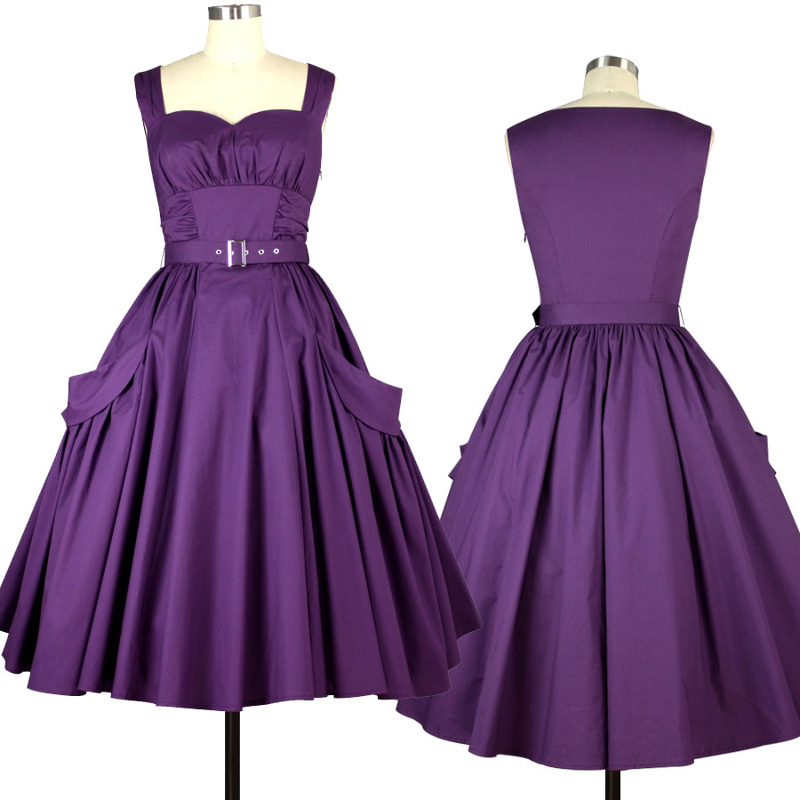 BlueBerry Hill Fashions: Rockabilly Dresses