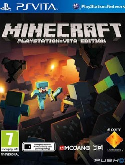 Minecraft Playstation Vita Edition - Download Game PSP