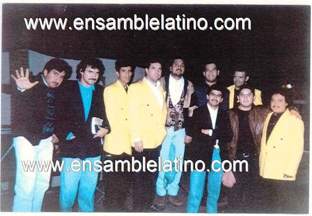 Fotografía del recuerdo, Ensamble Latino de los años 90's