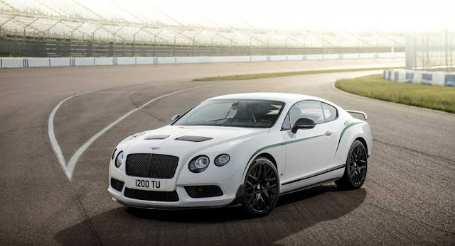 Bentley, Bentley Continental