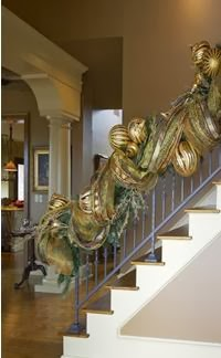 A mi manera diciembre 2013 for Escaleras de adorno