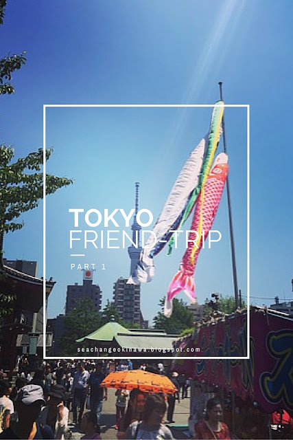Travelling with friends in Tokyo is so much fun! Join me to see the highlights and get some tips on where to go and what to see!