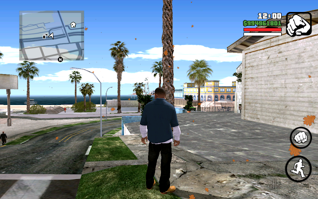 V2 Mod Pack for GTA SA Android Final Version Download awesome graphics on android mod apck