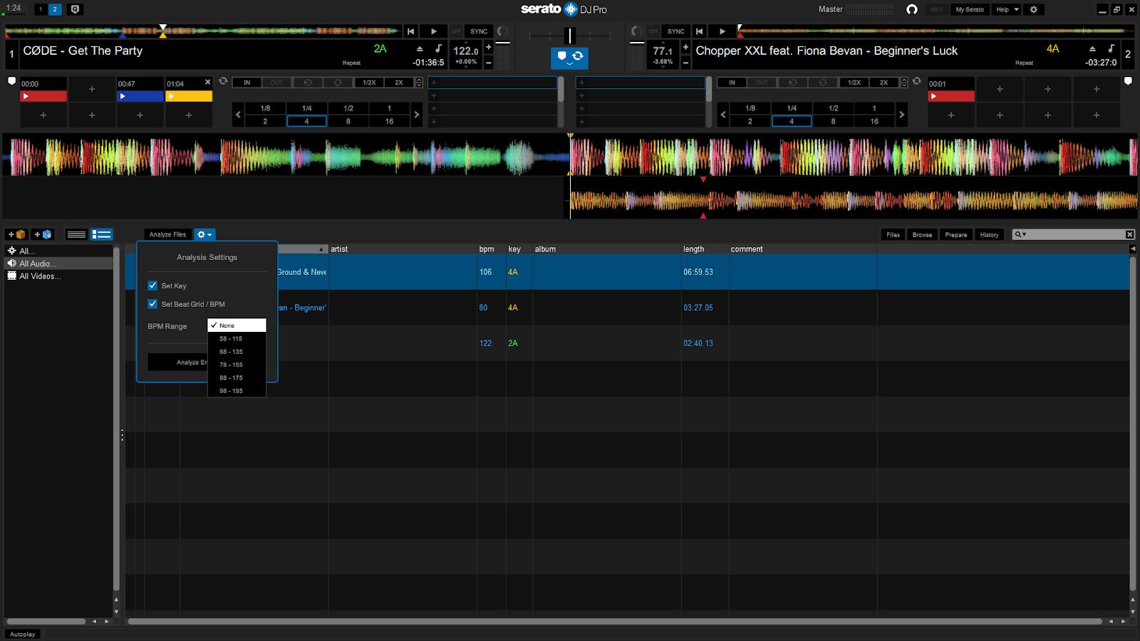 serato scratch dj download