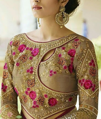 blouse designs, latest blouse styles and designs, lady's fashion, women's fashion, blouse with lwhanga,