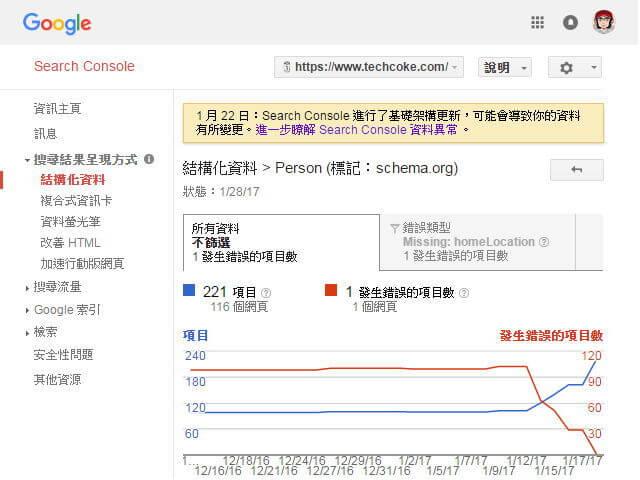 Google 結構化資料測試工具:使用方式與基本準則_301