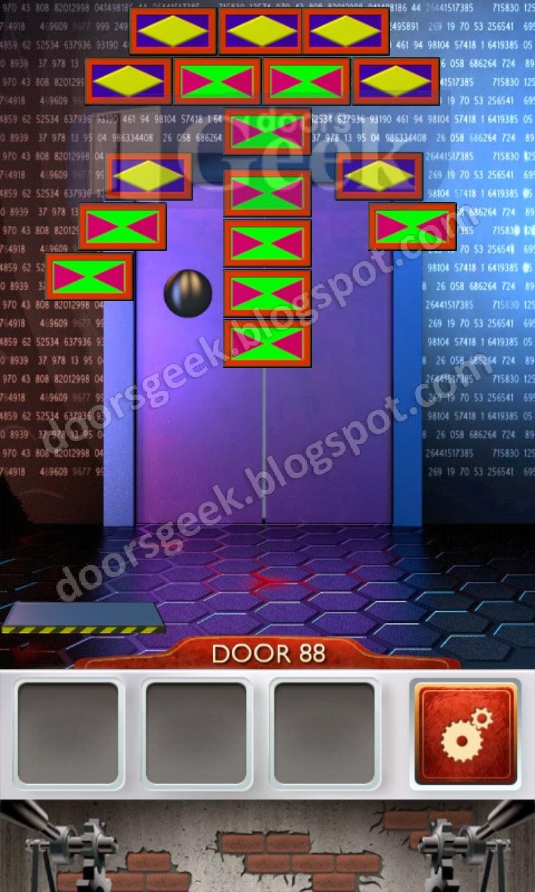 100 Doors 2 Level 88 Doors Geek
