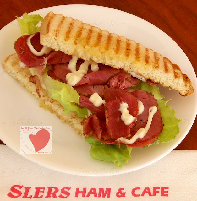 Slers Ham and Cafe in Cagayan de Oro City