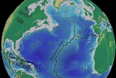 Bentuk Permukaan Bumi Secara Umum