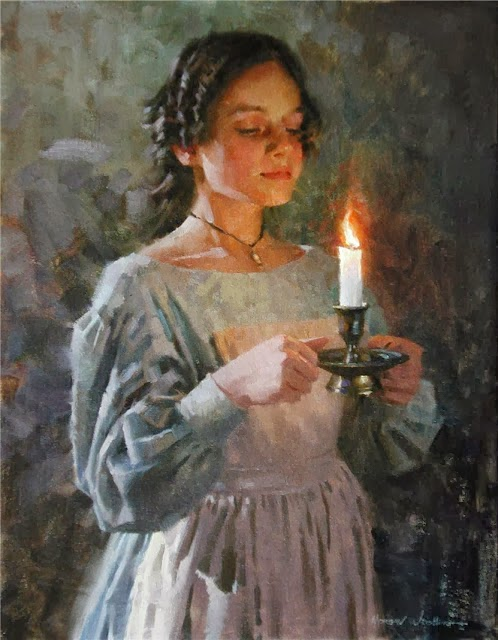 Morgan Weistling | U.S. Painter | Children Paintings