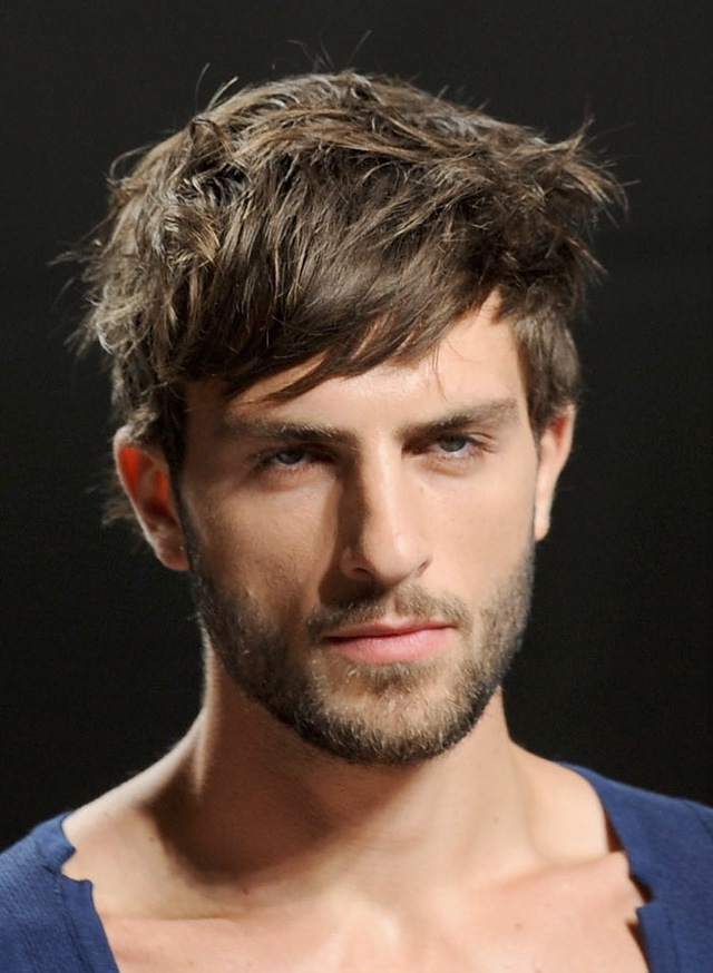 42 Messy Hairstyles For Men   Hairstylo