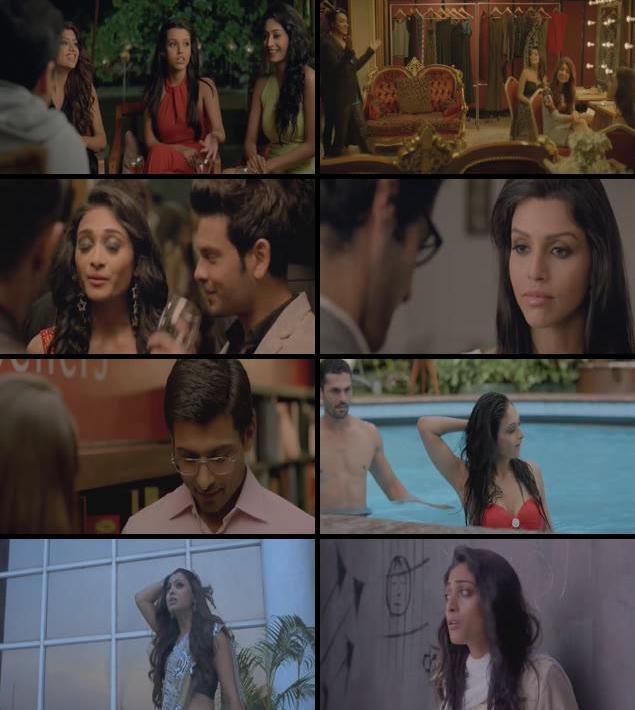 Calendar Girls 2015 Hindi 480p WEB HDRip