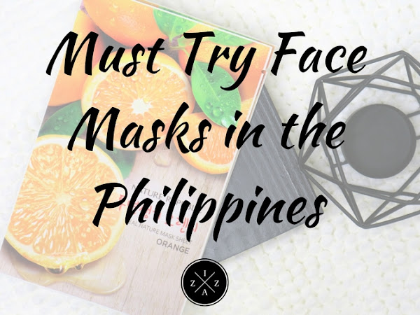Must Try Face Masks in the Philippines