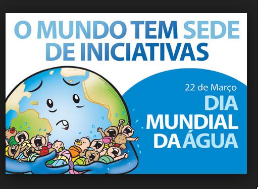 22 de Março,  Dia Mundial da Água, conheça a história
