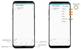 How to Set up Voicemail On Galaxy S8 / S8+