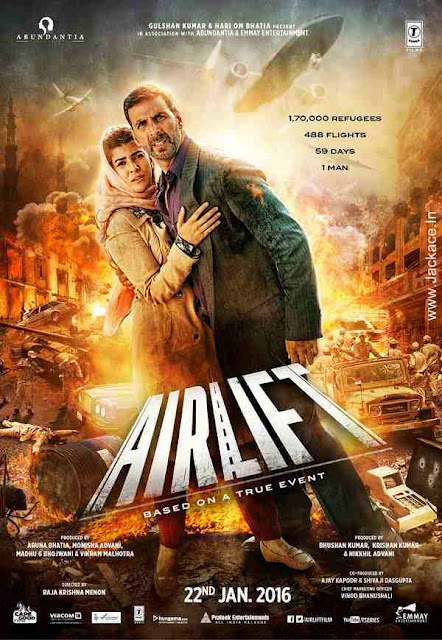 Airlift Day Wise Box Office Collection