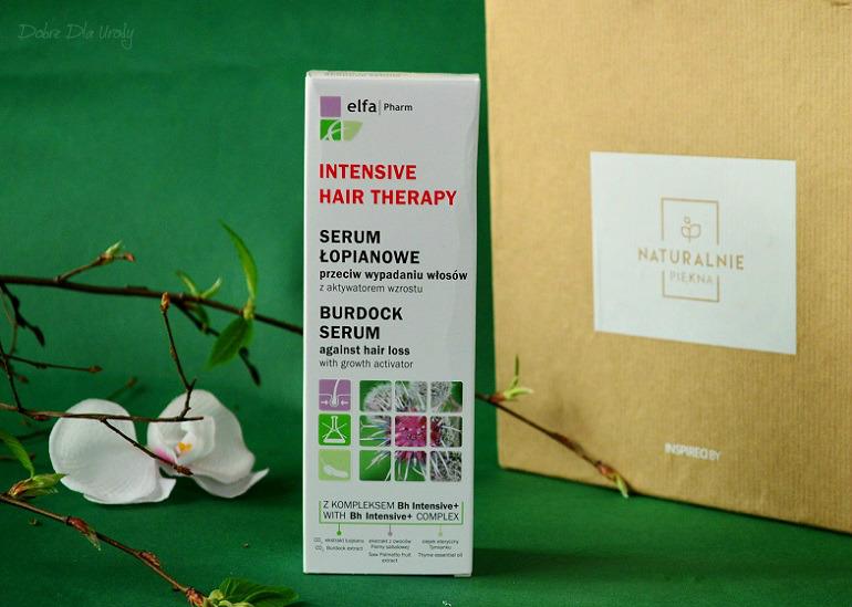 Elfa Pharm Serum Łopianowe przeciw wypadaniu włosów z aktywatorem wzrostu
