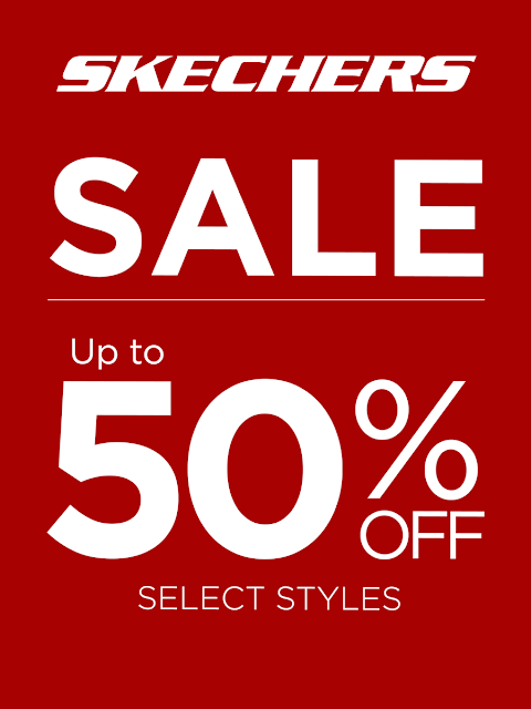 50% Off On Skechers Shoes this August