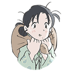 Konosekai no katasumini's Suzu: Voiced