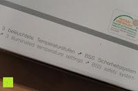 Info: Beurer HK 44 Heizkissen (elektrische Wärme in Wärmflaschenform)
