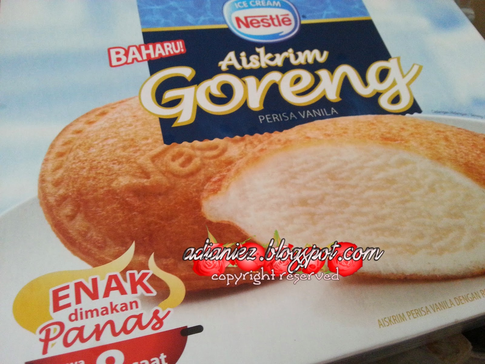 Wordless Wednesday | Aiskrm Goreng Nestle