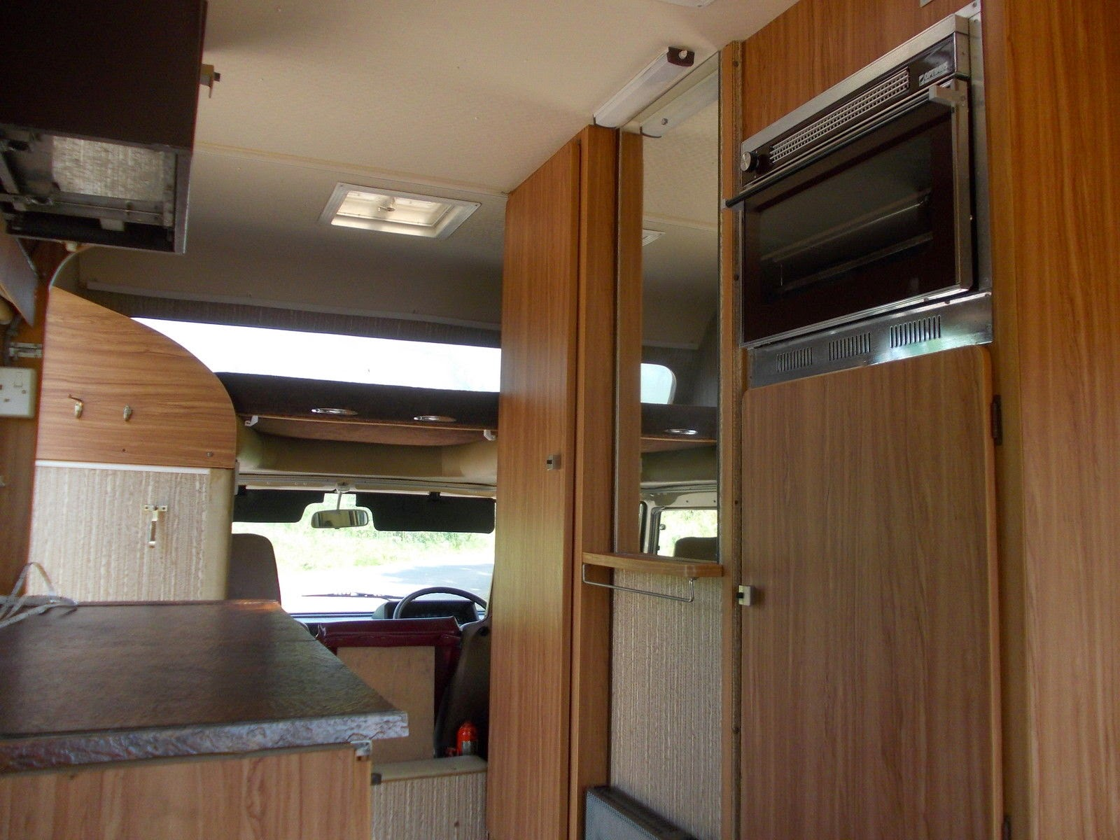 Used RVs Mitsubishi L300 Pioneer Small Motorhome For Sale ...